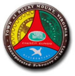 Rocky Mount, Virginia - Image: Rocky Mount Seal