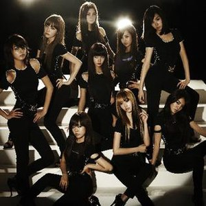 Run Devil Run (Girls' Generation song) - Image: Run Devil Run Single