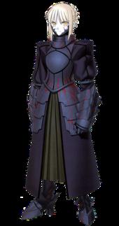 Saber (Fate/stay night) - Wikipedia