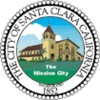 Official seal of Santa Clara, California