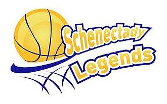 Schenectady Legends - Image: Schenectady Legends logo