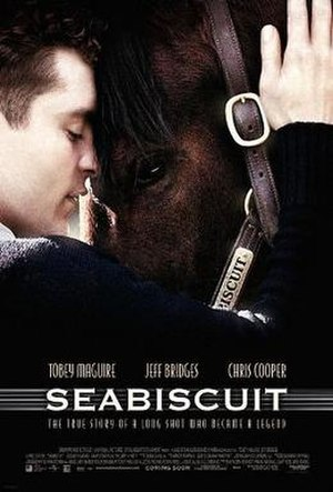 Seabiscuit (film) - Theatrical release poster