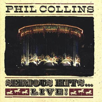 Serious Hits... Live! - Image: Serious Hits Live