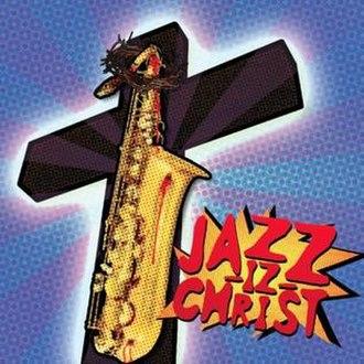 Jazz-Iz-Christ - Image: Serj Tankian Jazz Iz Christ
