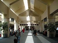 Interior of Boarding Area C