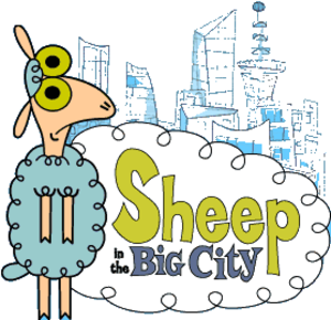 Sheep in the Big City - Image: Sheepinthebigcity