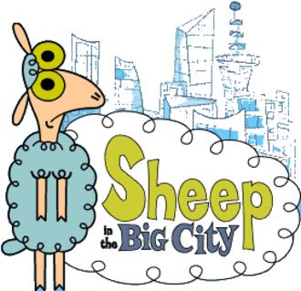 Sheep in the Big City - Image: Sheepinthebigcity