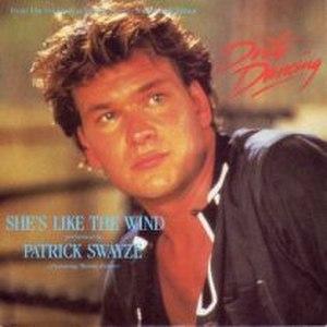 She's Like the Wind - Image: Shes Likethe Wind