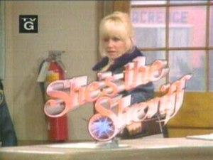 She's the Sheriff - Image: Shesthesheriff