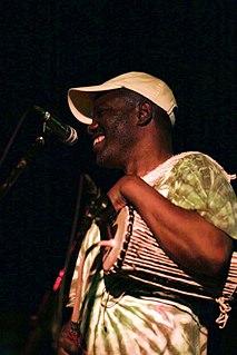 Sikiru Adepoju Percussionist and recording artist
