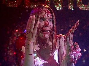 Carrie White - Image: Sissy Spacek as Carrie White, 1976