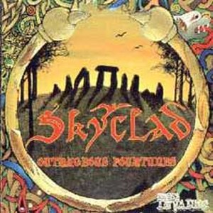 Outrageous Fourtunes - Image: Skyclad Outrageous