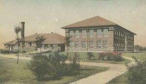 Otto Frederick Hunziker - Smith Hall, Purdue University, 1913
