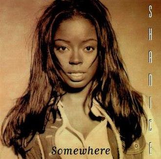 Somewhere (Shanice song) - Image: Somewhere