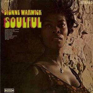 Soulful (Dionne Warwick album) - Image: Soulfuldionnewarwick