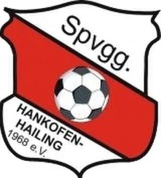 SpVgg Hankofen-Hailing - Image: Sp Vgg Hankofen Hailing