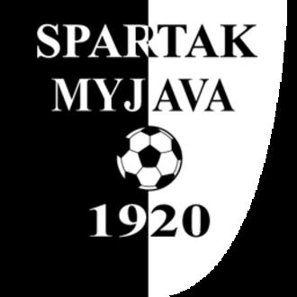 Spartak Myjava - Image: Spartak myjava
