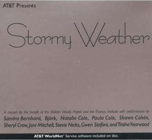 Stormy Weather (AT&T album) - Image: Stormy Weather AT&T
