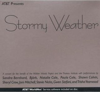 <i>Stormy Weather</i> (AT&T album) 1998 live album by various artists