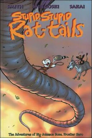 Stupid, Stupid Rat Tails - Cover of trade paperback