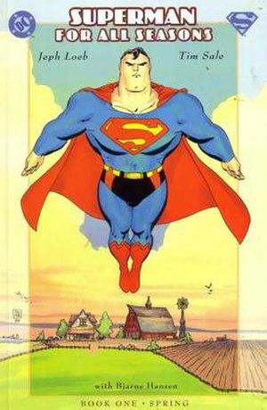 Superman for All Seasons - Image: Superman for All Seasons