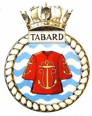 HMS Tabard (P342)