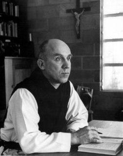 Thomas Merton priest and author