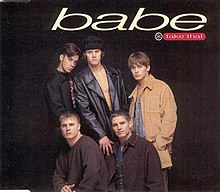 Take That — Babe (studio acapella)
