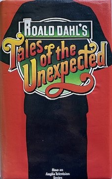 <i>Tales of the Unexpected</i> (short story collection) Short story collection by Roald Dahl, first published in 1979