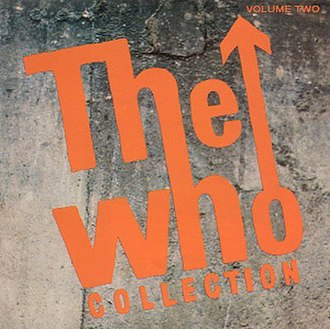 The Who Collection - Image: The Who Collection Vol 2