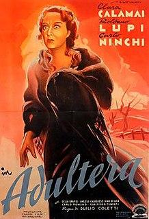 <i>The Adulteress</i> (1946 film) 1946 film