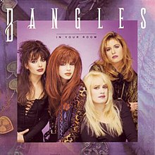 The Bangles — In Your Room (studio acapella)
