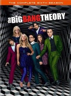 <i>The Big Bang Theory</i> (season 6)