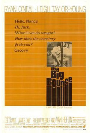 The Big Bounce (1969 film) - Movie Poster