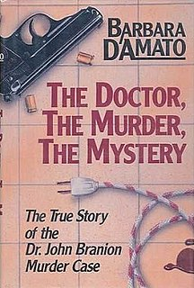 <i>The Doctor, the Murder, the Mystery</i>