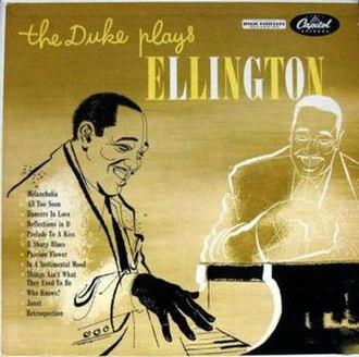 The Duke Plays Ellington - Image: The Duke Plays Ellington