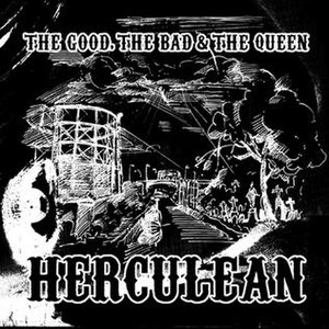 Herculean (song) - Image: The Good, the Bad and the Queen Herculean