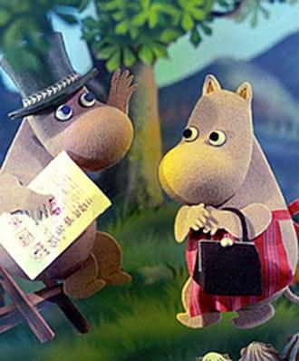 The Moomins (TV series) - Image: The Moomins (TV series)