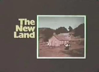 The New Land (TV series) - The New Land title card