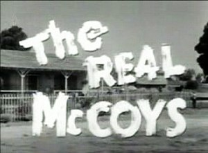 The Real McCoys - Title card