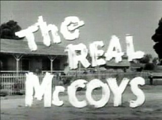 <i>The Real McCoys</i> American television program 1957-1963