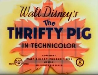 <i>The Thrifty Pig</i> 1941 film by Ford Beebe