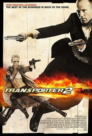 Transporter 2 - Theatrical release poster