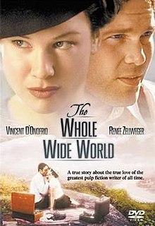 <i>The Whole Wide World</i> 1996 American film