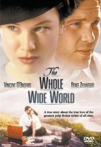 The Whole Wide World - DVD cover