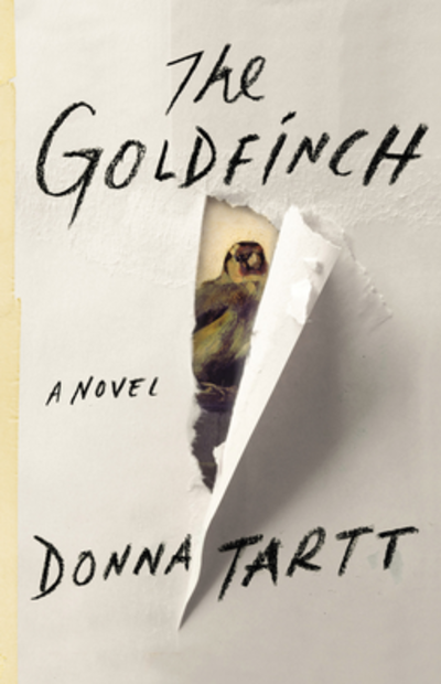 Picture of a book: The Goldfinch