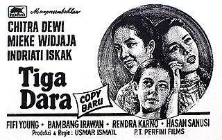 <i>Tiga Dara</i> 1957 film by Usmar Ismail