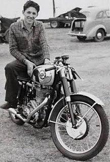 Tom Phillis Australian motorcycle racer