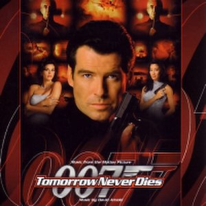 Tomorrow Never Dies (soundtrack) - Image: Tomorrow Never Dies soundtrack