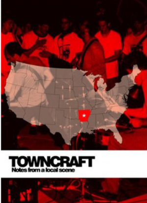 Towncraft (film) - Image: Town Craft Video Cover